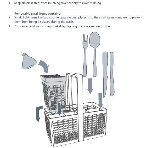 斐雪派克DD60DCX7洗碗机说明书