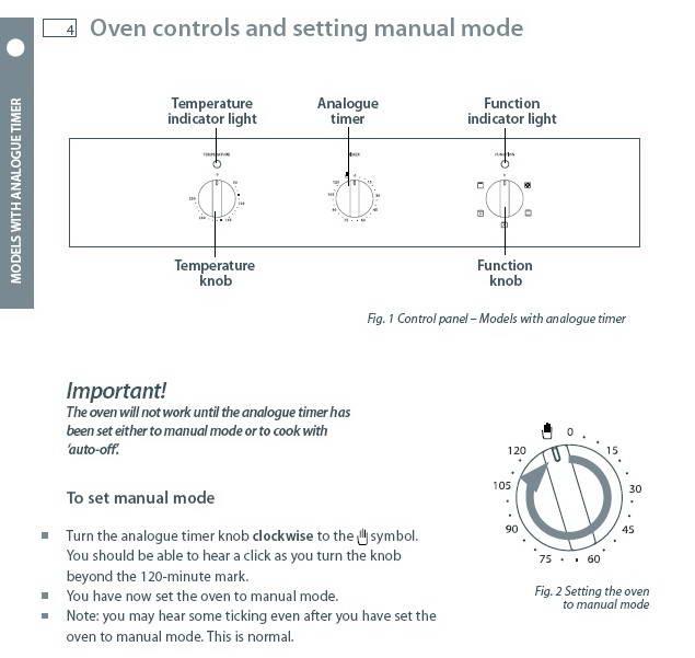 斐雪派克OB60SCMX4嵌入式烤箱说明书