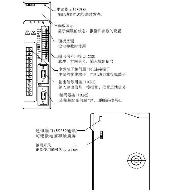 信捷xp1-18r接线图