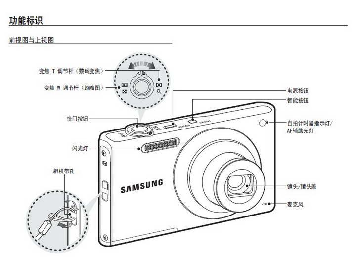 三星ST61数码相机使用说明书