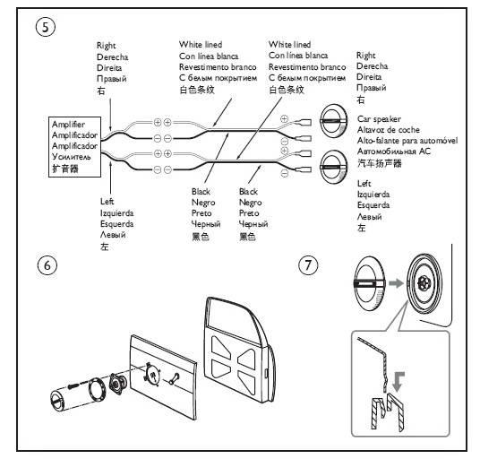 飞利浦CSP611扬声器用户手册