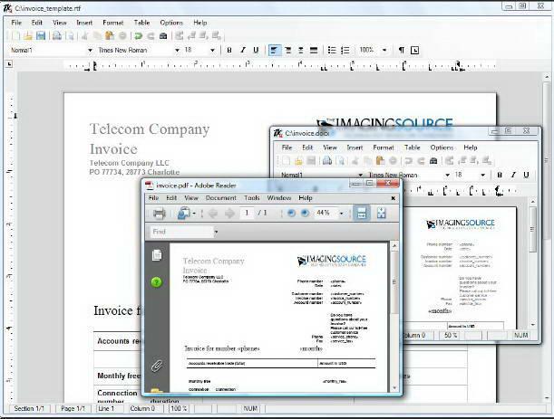 TX Text Control ActiveX