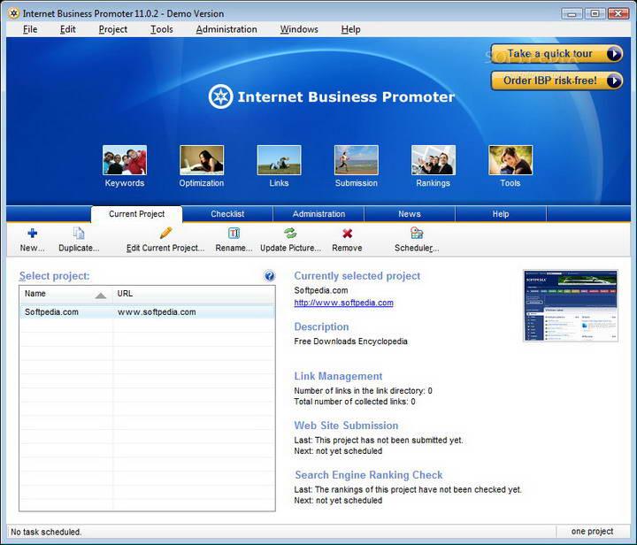 Internet Business Promoter(IBP)