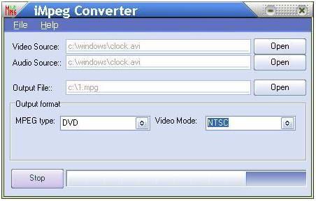 iMPEG Converter