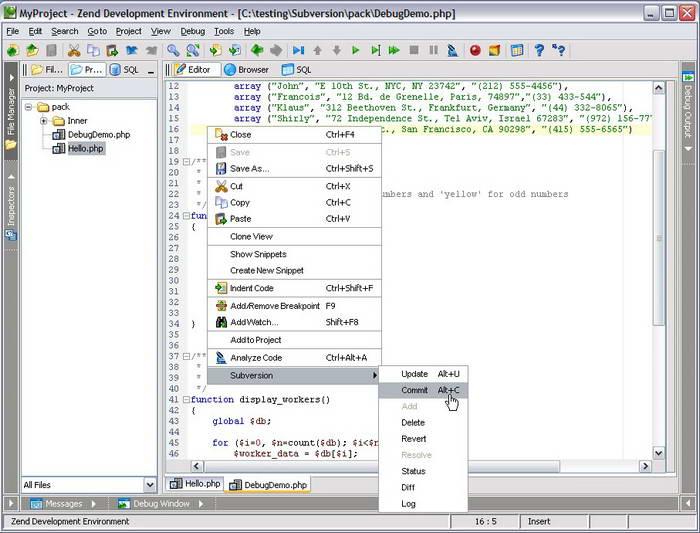 Zend Studio For Linux
