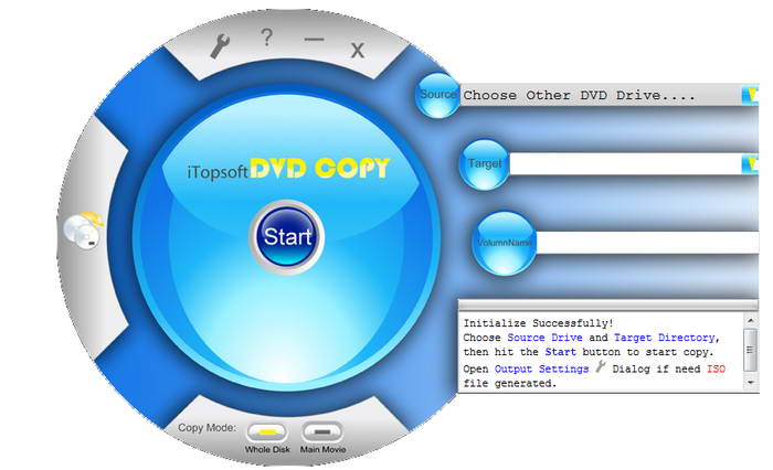 iTopsoft DVD Copy