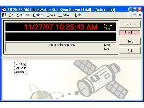 ClockWatch Star Sync Server