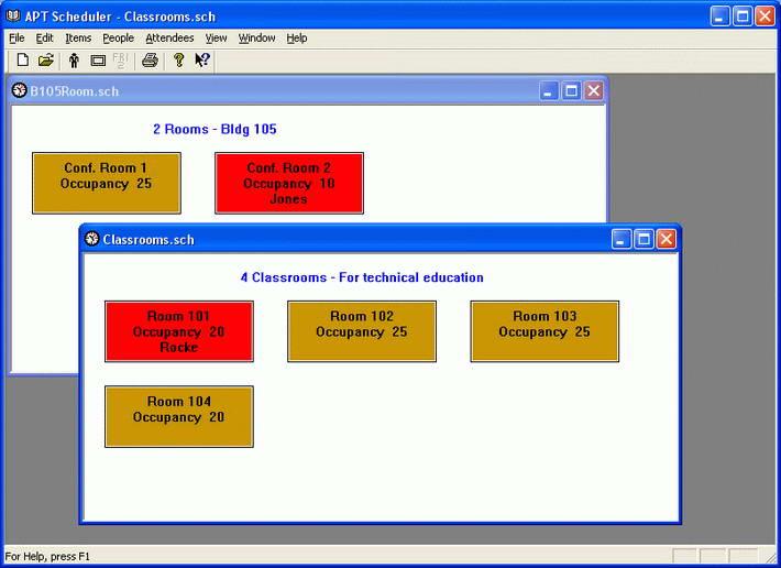 APT Scheduler