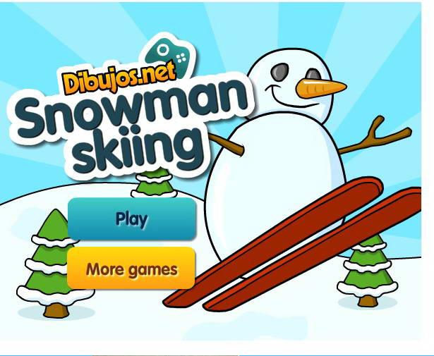 雪人滑雪比赛官方下载
