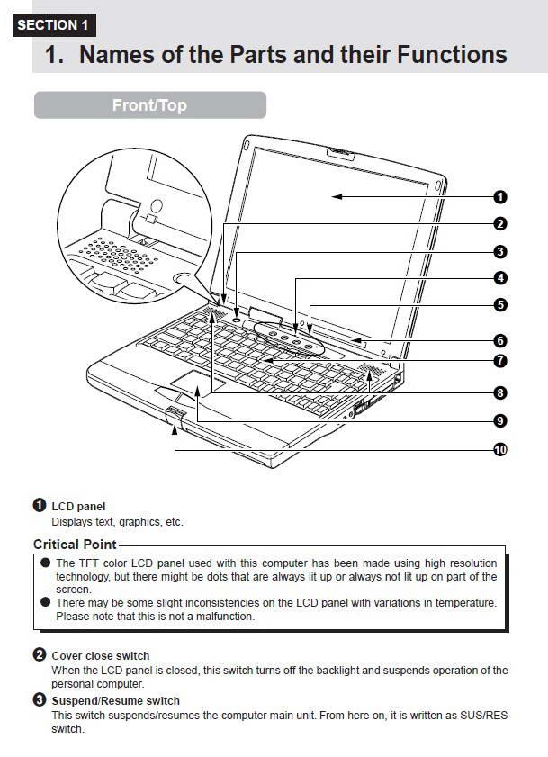 富士通笔记本S453X型使用说明书