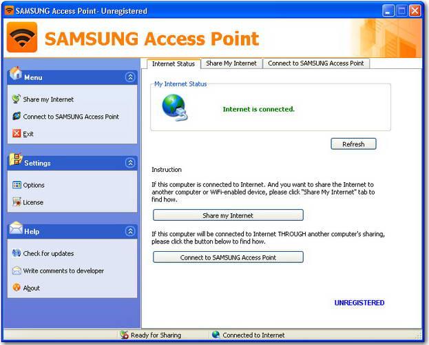 SAMSUNG Access Point