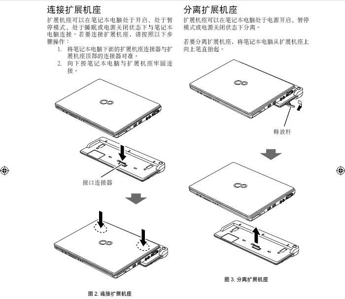 富士通P702笔记本电脑使用说明书