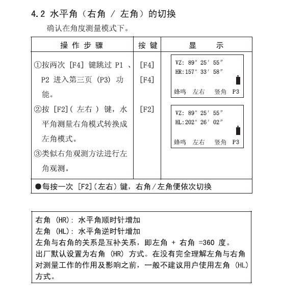 苏州一光RTS112R5全站仪使用说明书