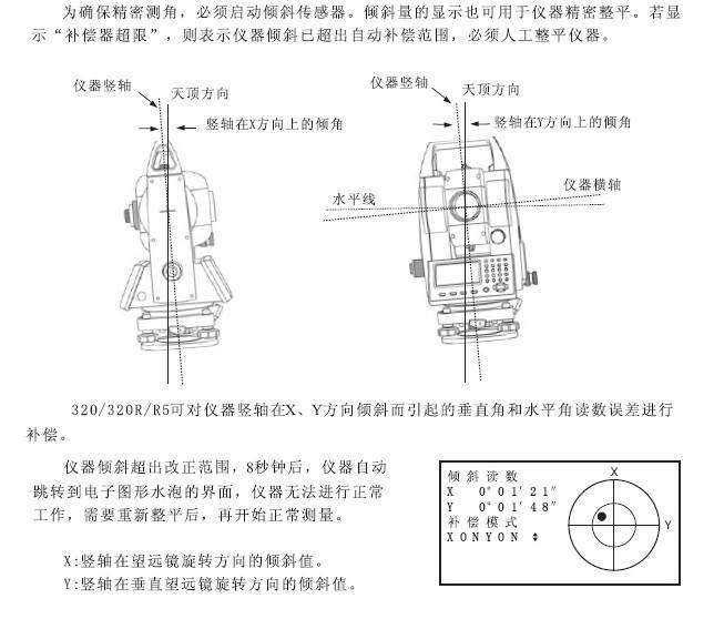 苏州一光RTS325全站仪使用说明书