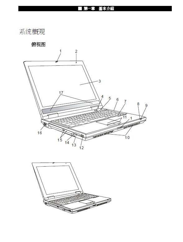神舟优雅M121D笔记本电脑使用说明书