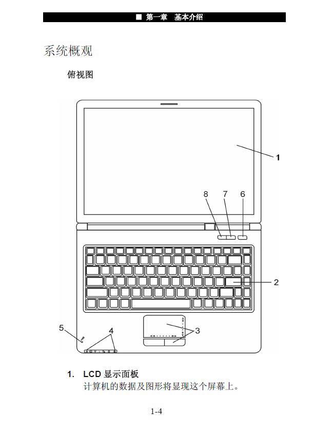 神舟优雅M31EI系列笔记本电脑使用说明书