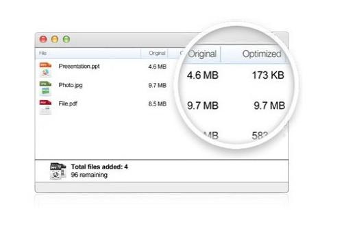 NXPowerLite Desktop