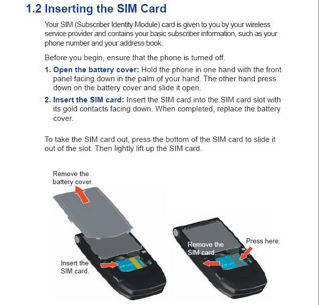 i-mate Smartflip手机说明书