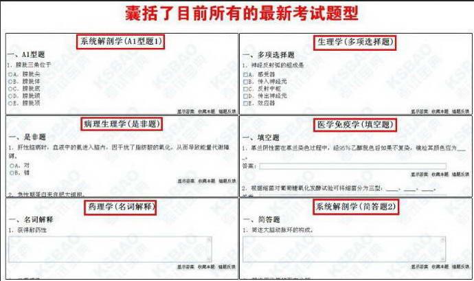 2013版广西中医住院医师规范化培训考试宝典