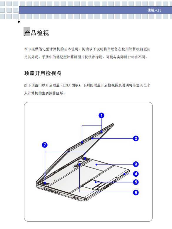 微星GX600笔记本电脑使用说明书