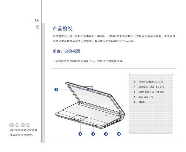 微星MSI Wind U135笔记本电脑使用说明书