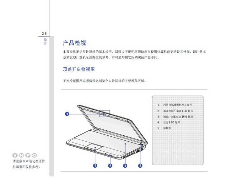 微星MSI Wind U130笔记本电脑使用说明书