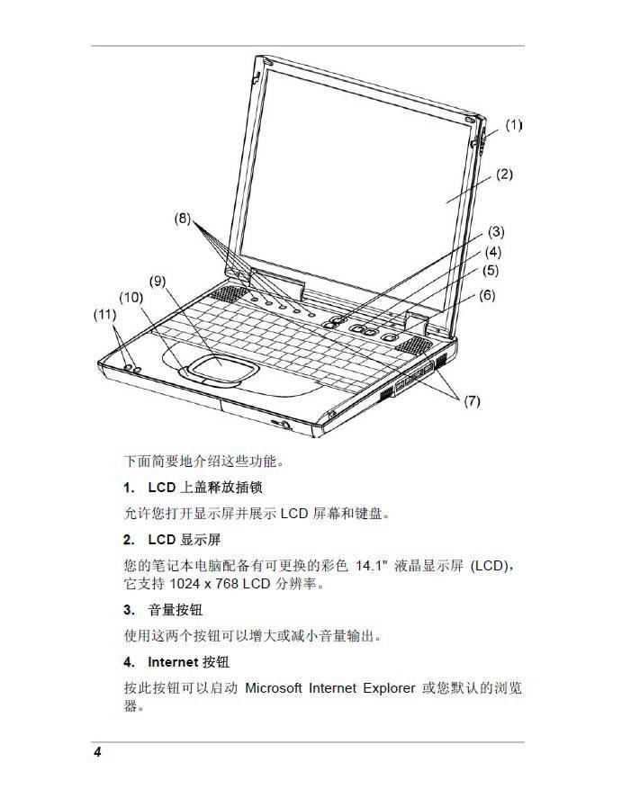 精英ECS A901笔记本电脑说明书
