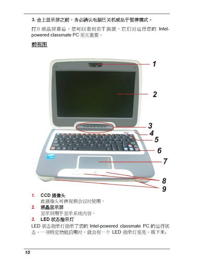 精英ECS E09EI6笔记本电脑说明书
