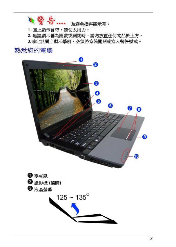 精英ECS MB40IA8笔记本电脑说明书