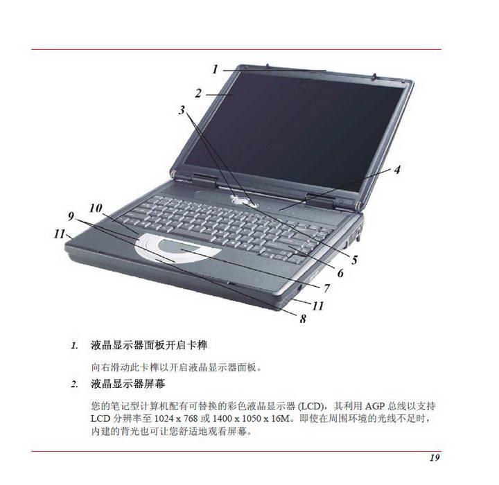 精英ECS G713笔记本电脑说明书