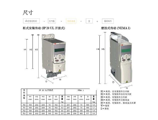 acs350 变频器接线图说明书