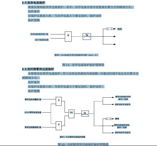 正泰NZB6181微机变压器保护测控装置使用说明书