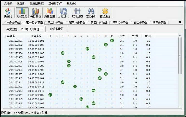 快赢安徽11选5软件