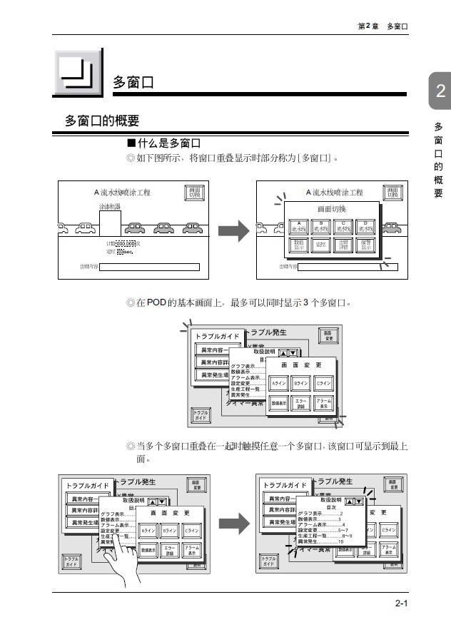 松下ug330h-ss变频器使用说明书