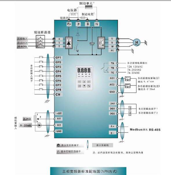 欧瑞(惠丰)f2000-g0022s2b变频器说明书