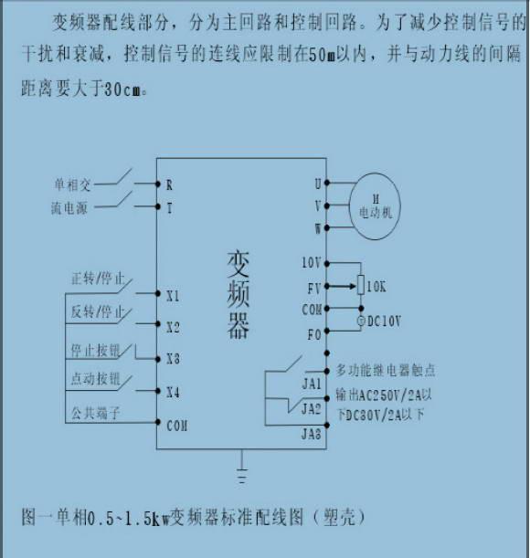 日拓hl3000-2007型变频器使用说明书