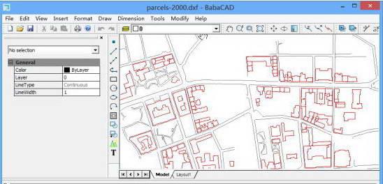 免费CAD软件 BabaCAD