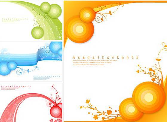 矢量时尚花纹边框素材33官方下载|矢量时尚花纹边框
