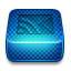 蓝色小方块LOGO图标