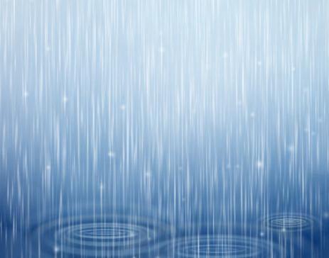 精美下雨背景矢量素材