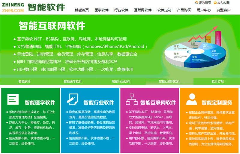 智能图书销售管理系统(基于BS架构互联网版)
