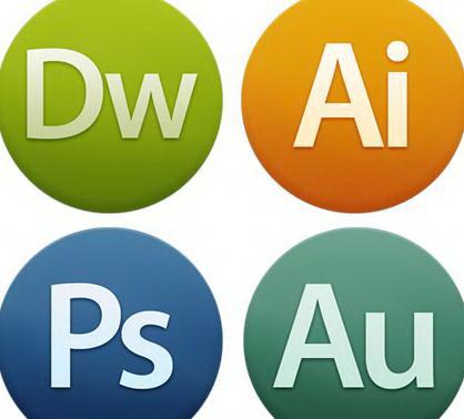 adobecs6软件png图标模板 adobecs6软件png图标免费下载