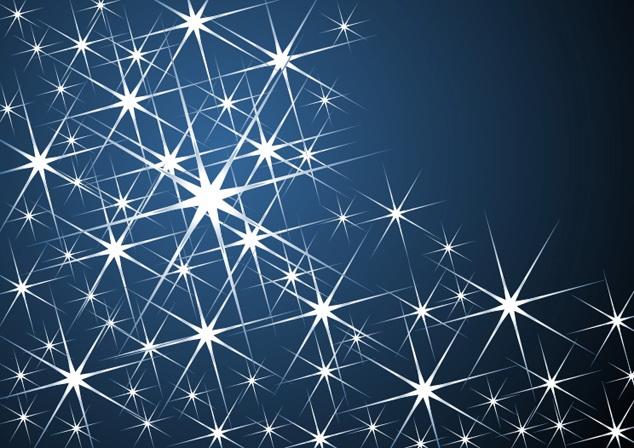 星光背景矢量图_星光背景矢量图模板