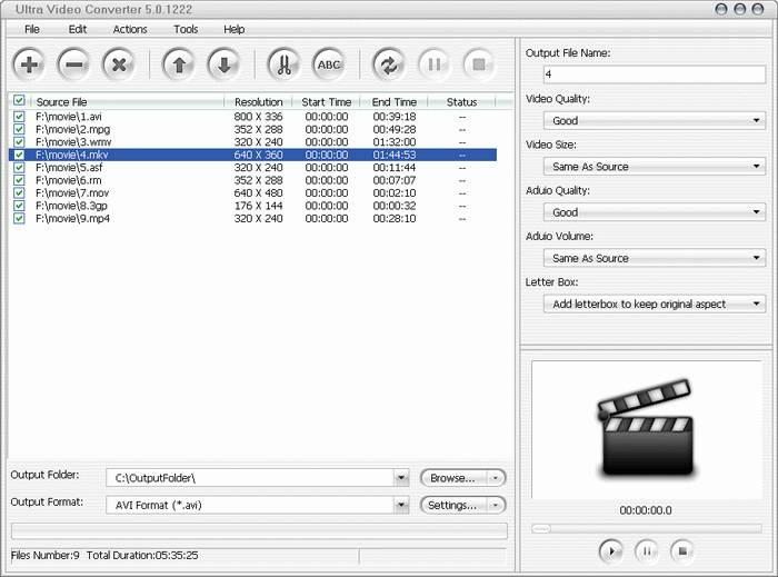 Aone Ultra Video Converter