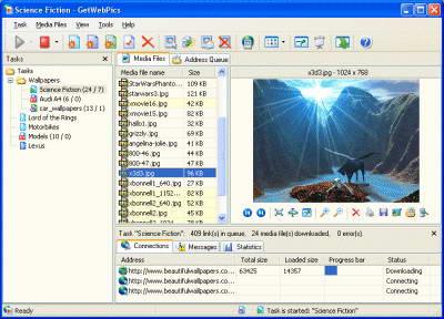 PhotoActions GetWebPics Pro