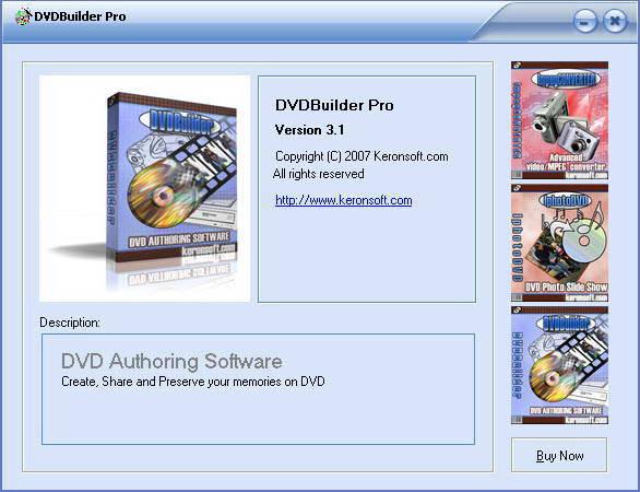 DVDBuilder Pro