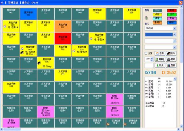 金友酒店会员管理系统(繁体版)