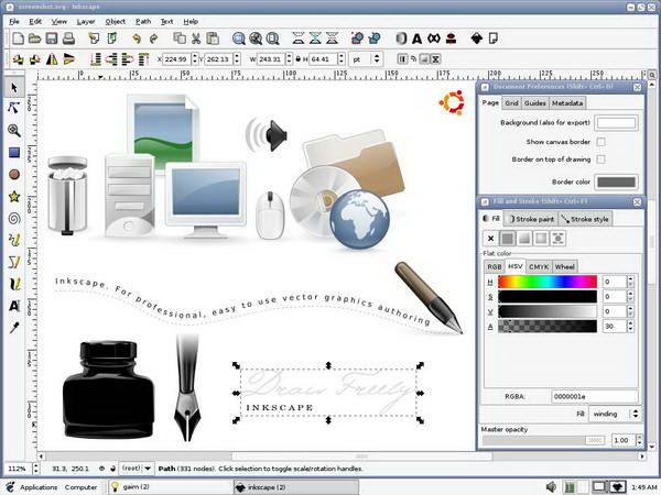 Inkscape x64