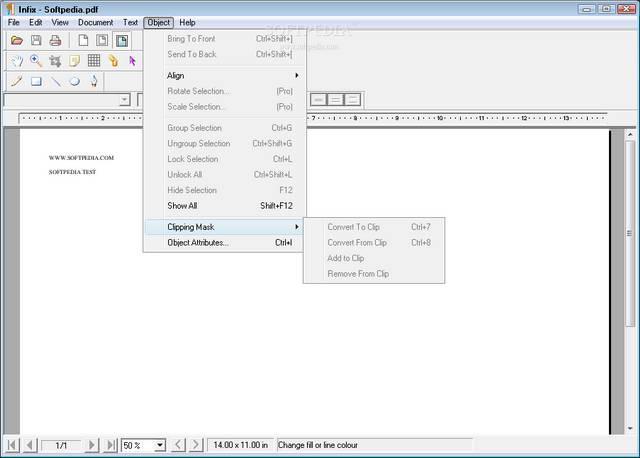 Infix PDF Editor