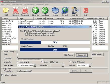 AVConverter MP3 Converter pro